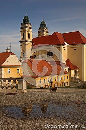 Landmark Castle Valtice