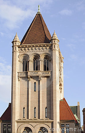 Landmark Center Tower