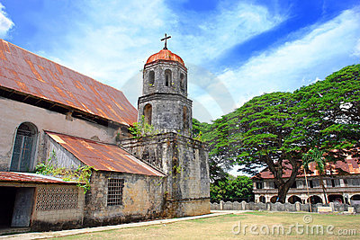 Landmark Filipino Church and Convent