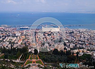 Landmark of Haifa Shrine of the Bab