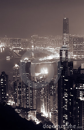 Landmark of Hong Kong