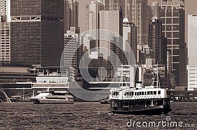 Landmark of Hong Kong