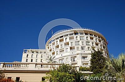 Landmark hotel in Monaco