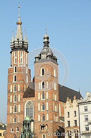 Landmark of Krakow