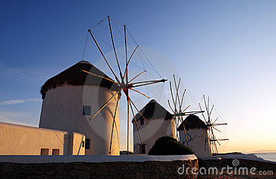 Landmark Mykonos Windmill
