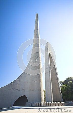 Free Landmark Of The Afrikaans Language Monument Royalty Free Stock Photos - 11683108