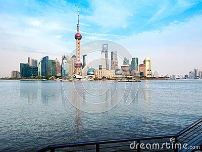 Landmark of shanghai