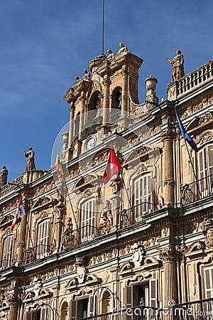 Landmark in Spain