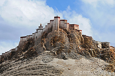Landmark in Tibet