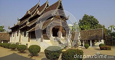 Landmark Travel Place of Chiang Mai, Tajlandia zbiory