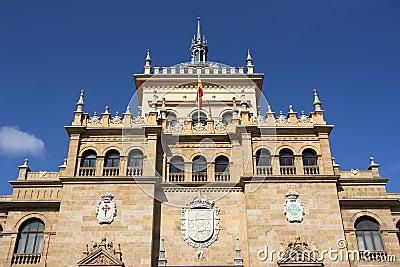 Landmark in Valladolid