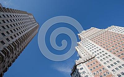 Landmarks Madrid