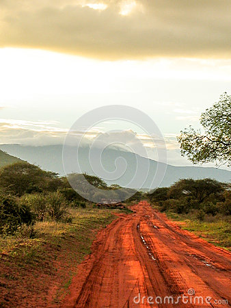 Free Landscape Africa Royalty Free Stock Images - 54351999