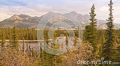 Landscape of Alaska s Scenic Wilderness