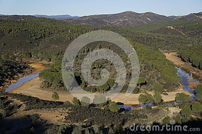 Landscape, Andalusia