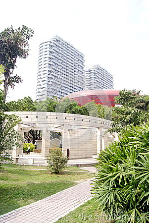 Landscape architecture:  corridor