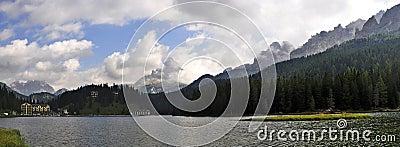 Landscape Dolomites