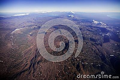 Landscape of Kamchatka
