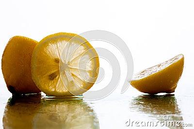 Landscape lemon