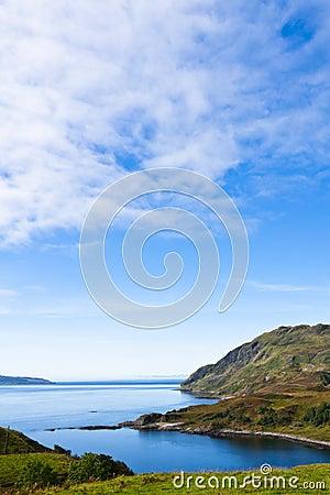 Free Landscape, Maclean`s Nose Loch Sunart Ardnamurchan Stock Photography - 19399612