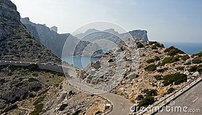 Landscape from Mallorca