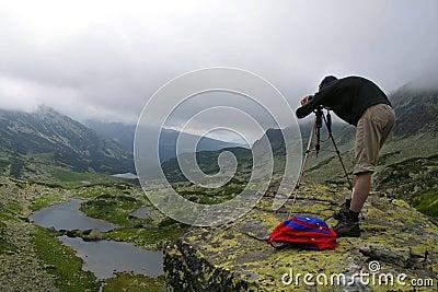 Landscape photographer  I