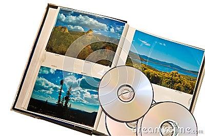 Landscape Photos CD and Album