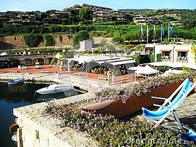 Landscape Portisco, Sardinia
