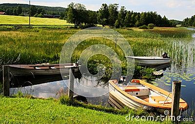 Landscape Portrait from Halden Norway