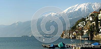 Landscape series - Ascona (Swiss)