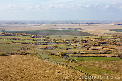 Landscape of Siberia