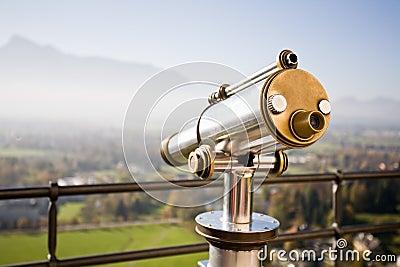 Landscape telescope