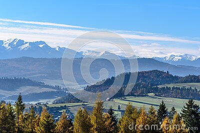 Landscape View Of Mountain And Tress During Sunny Day Free Public Domain Cc0 Image