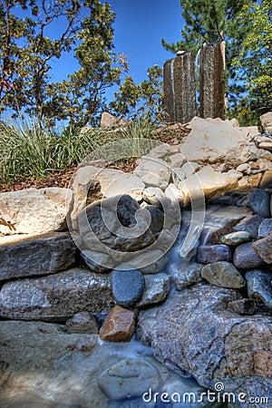Landscape Work Water feature