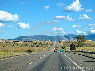 Landscapes of American west