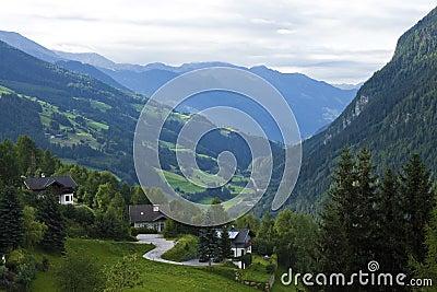 Landscapes of austria