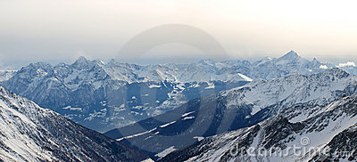 Landscapes series - alps