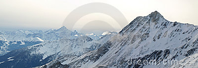 Landscapes series - alps