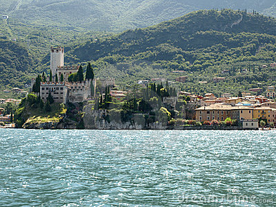 Malcesine - Garda Lake italy