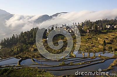 Landscapes of Yuanyang