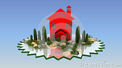 Landskapdesign