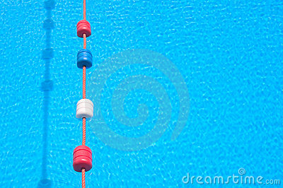 Lane basen opływa