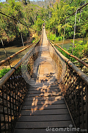 Lange Riemen-Brücke