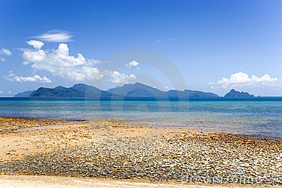 Langkawi Island Beach