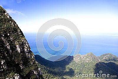Langkawi Island Mountains and Seas