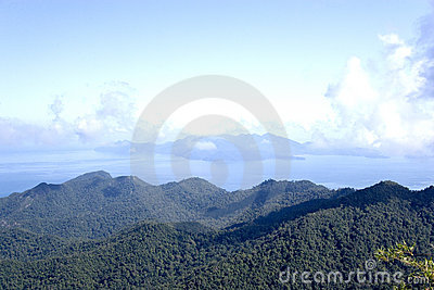 Langkawi Island Mountains and Seas