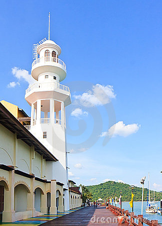 Free Langkawi Light House Stock Images - 23601794