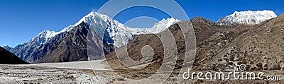 Langtang Himal Panorama