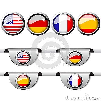Language pointer for web