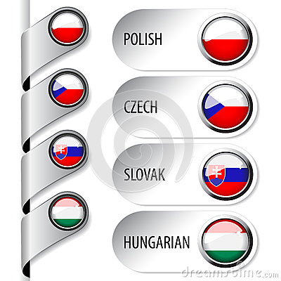 Language pointers with flag for web - set 5